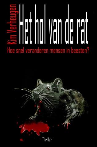 cover boek het hol van de rat epub
